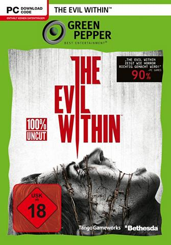 BETHESDA The Evil Within PC (Download-Code)