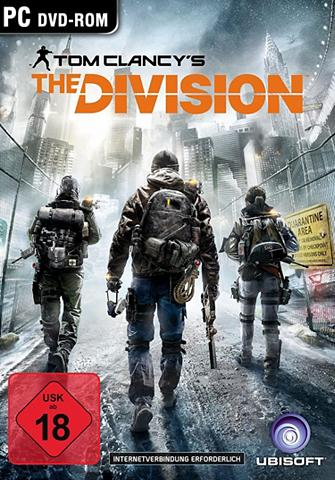 UBISOFT Tom Clancys The Division PC (DVD-ROM)