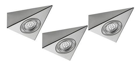LED spintelės apšvietimas 3vnt. rinkin...