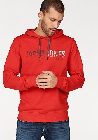 JACK & JONES Jack & Jones Sportinis megztinis su go...