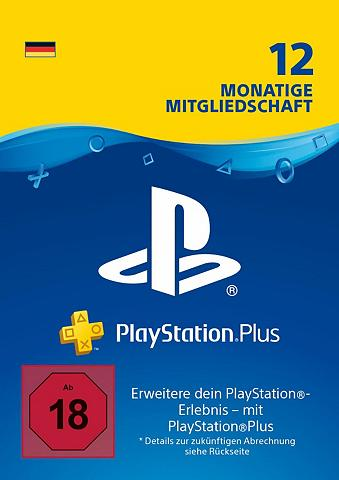 SONY 12 Monate Play Stovas/stotelė Plus Liv...