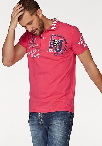 CIPO & BAXX Cipo & Baxx Polo marškinėliai