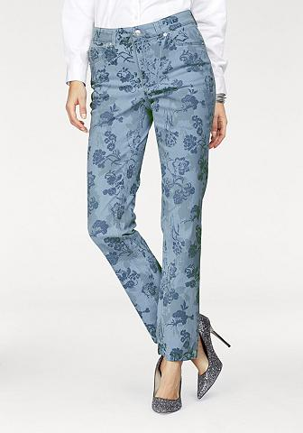 MAC Džinsai su 5 kišenėmis »Melanie Print«...
