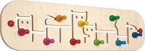 SELECTA Vaikiška kabykla iš mediena »Movella«