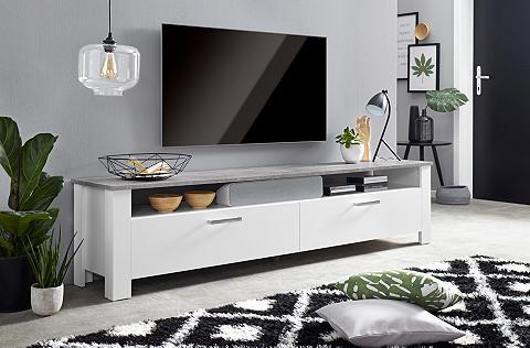 HOMEXPERTS »Zabona« TV staliukas plotis 200 cm