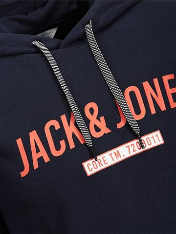 JACK & JONES Jack & Jones raštas Sportinio stiliaus...