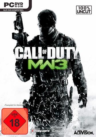 ACTIVISION Call of Duty: Modern Warfare 3 PC