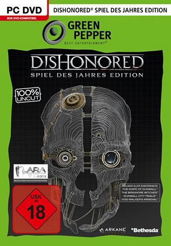 BETHESDA Dishonored - Spiel des Jahres Edition ...