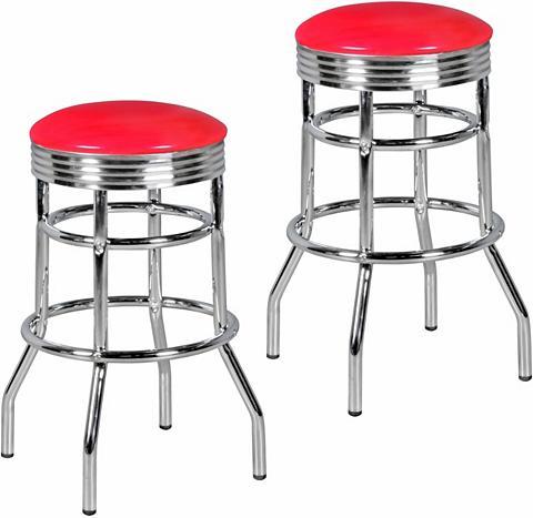 WOHNLING Baro kėdė »ELVIS« (2 vienetai)