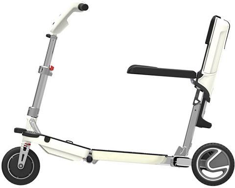MOVINGSTAR Elektrinis motoroleris » 1000« 250 W 6...