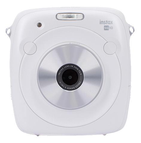 FUJIFILM Sofortbildkamera »instax SQUARE SQ10 w...
