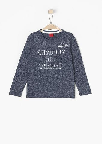 Megztinis su Stitching dėl Jungen