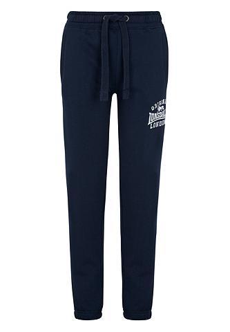 LONSDALE Sportinės kelnės su Markenprint »DOWNL...