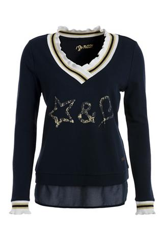 TUZZI Sportinio stiliaus megztinis su mading...