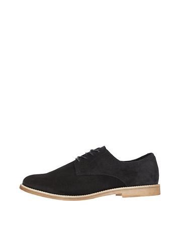Herren-Wildleder Derby-Schuhe