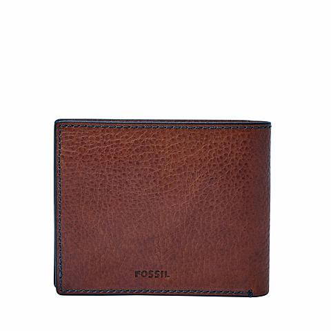 FOSSIL Piniginė »RICHARD LARGE COIN POCKET«