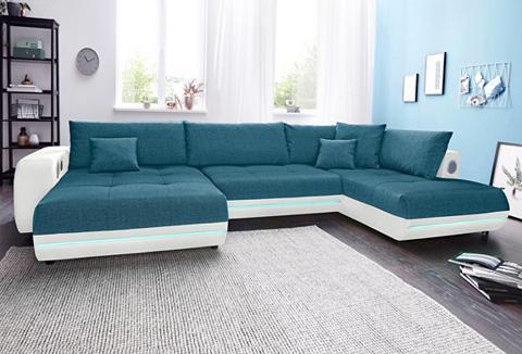 NOVA VIA Sofa patogi su miegojimo funkcija