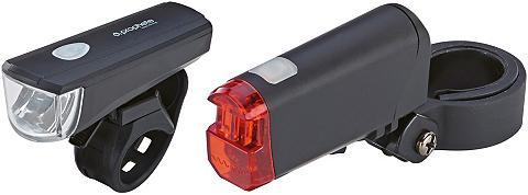 PROPHETE Batterieleuchten-Set LED