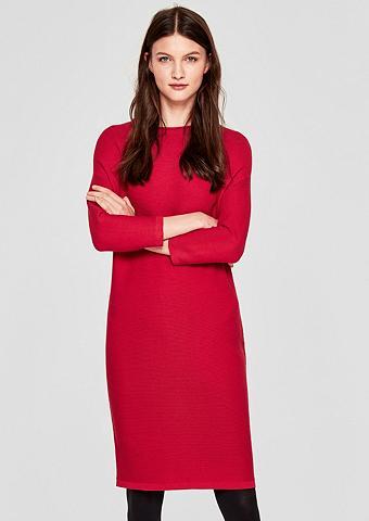 S.OLIVER RED LABEL Lässiges suknelė iš Rippstrick