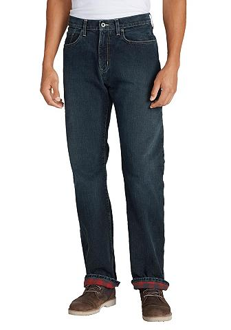 EDDIE BAUER Džinsai su 5 kišenėmis (Authentic Džin...