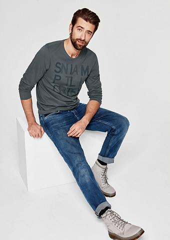 Marškinėliai ilgomis rankovėmis su Sch...