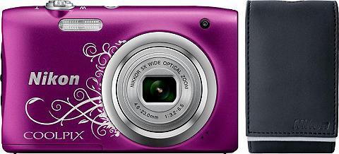 NIKON Coolpix A100 Skaitmeninis fotoaparatas...