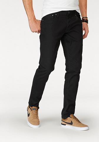 JACK & JONES Jack & Jones siauri džinsai »TIM«