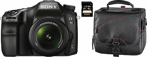 SONY Alpha ILCA68K Sisteminis fotoaparatas ...