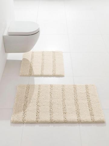 KLEINE WOLKE Vonios kilimėliai