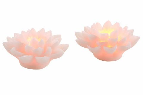 heine home LED-Lotusblume 2-iejų vienetų rinkinys...