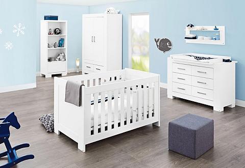 PINOLINO Vaikiškų baldų (3-tlg) vaikų kambario ...