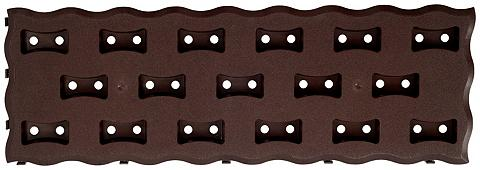 PROSPERPLAST Beetplatte »Pad R222« LxBxH: 60x20x25 ...