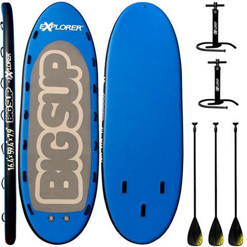 EXPLORER SUP-Board »BIG SUP« Bx L: 151x480 cm