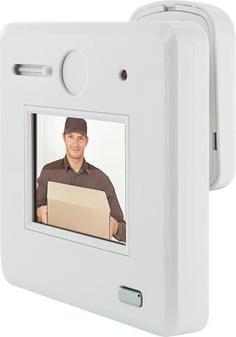 Schwaiger Digitaler ir optischer Türspion su HD ...
