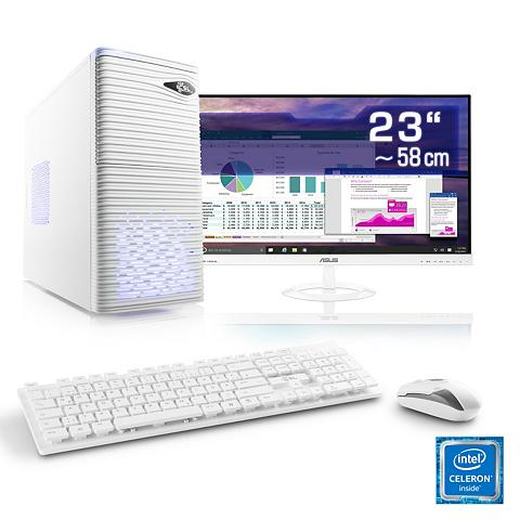 CSL Office PC rinkinys | Intel QuadCore | ...