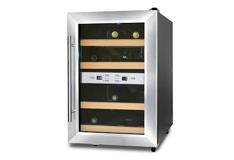 CASO DESIGN Caso Vyno šaldytuvas Wine Duett 12 dėl...