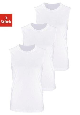 Marškiniai (3 vienetai) medvilnė »Cott...