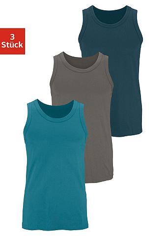 Marškinėliai be rankovių (3 vienetai) ...