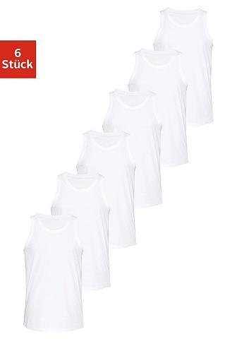 Marškinėliai be rankovių (6 vienetai)