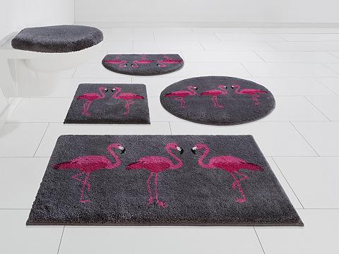 GRUND EXCLUSIV Vonios kilimėlis »Flamingos« GRUND exk...