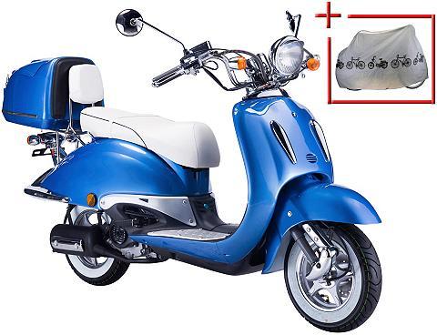 GT UNION Mopedas »Strada« 50 ccm 25km/h Mėlynai...