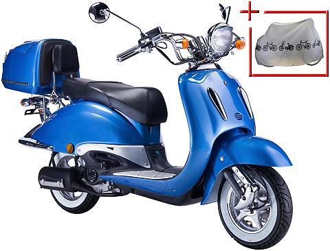 GT UNION Mopedas »Strada« 50 ccm 25km/h blau-sc...