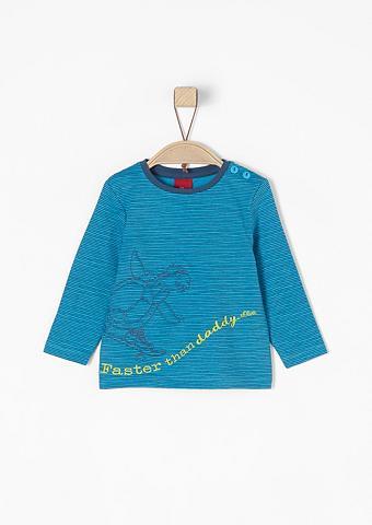 S.OLIVER RED LABEL JUNIOR Marškinėliai ilgomis rankovėmis im Rin...