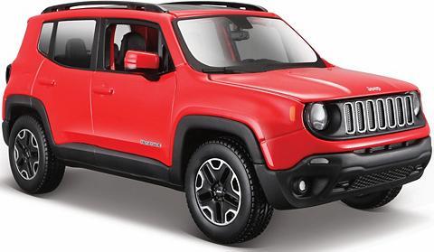 MAISTO ® Kolekcinis automobilis »Jeep Renegad...