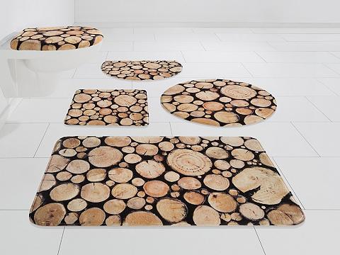 MY HOME SELECTION Vonios kilimėlis »Holz« aukštis 14 mm ...