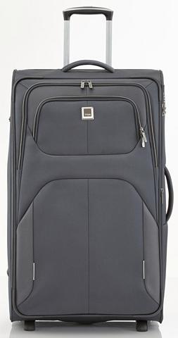 TITAN ® Medžiaginis lagaminas ant ratukų su ...