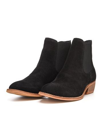 Wildleder-Chelsea- Ilgaauliai batai
