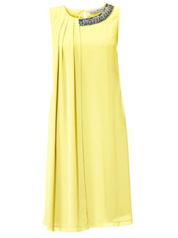 Šifoninė suknelė žvyneliai