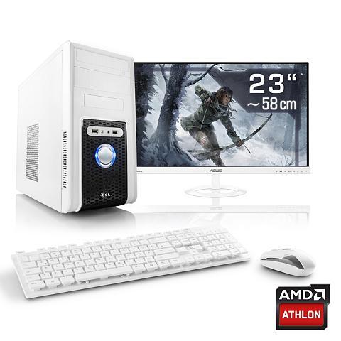 Žaidimų PC rinkinys Athlon X4 950 | GT...