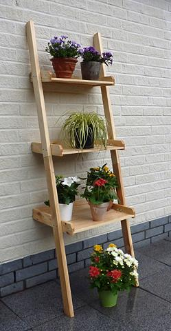 PROMADINO Gėlių lentynos »Kirsten« Bx Tx H: 445x...